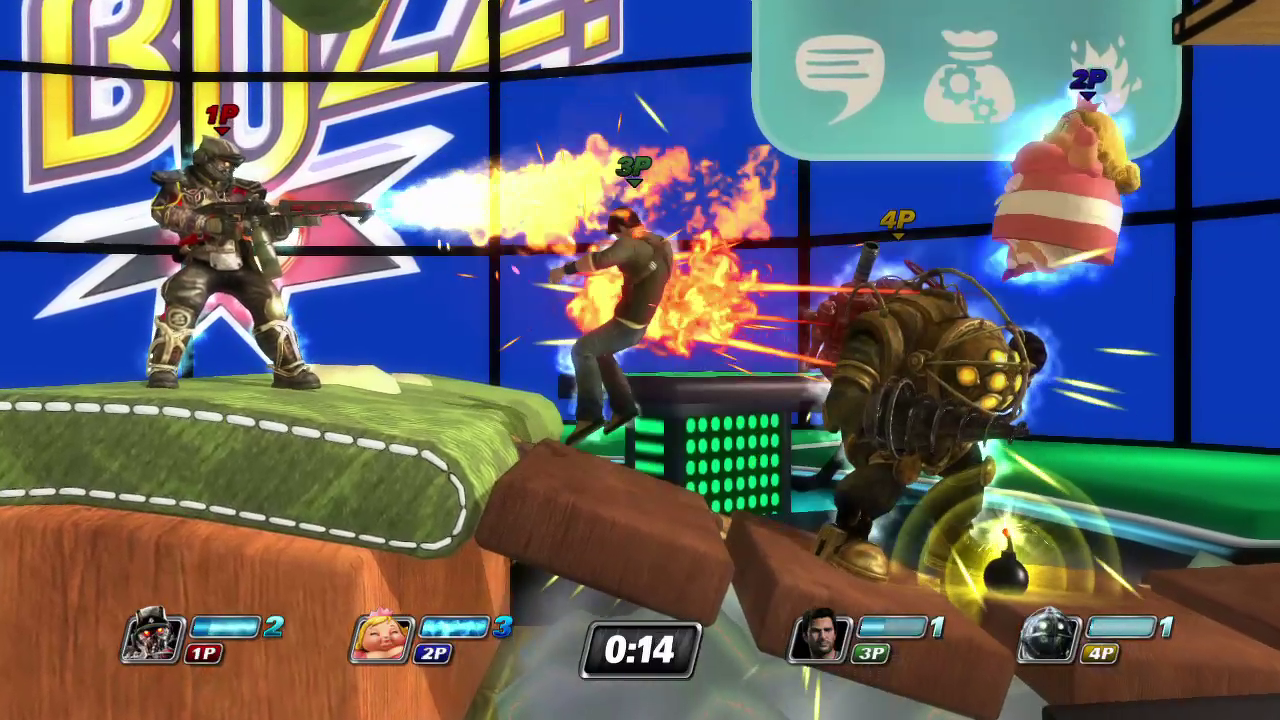 Get ready to rumble - PlayStation All-Stars Battle Royale beta is live
