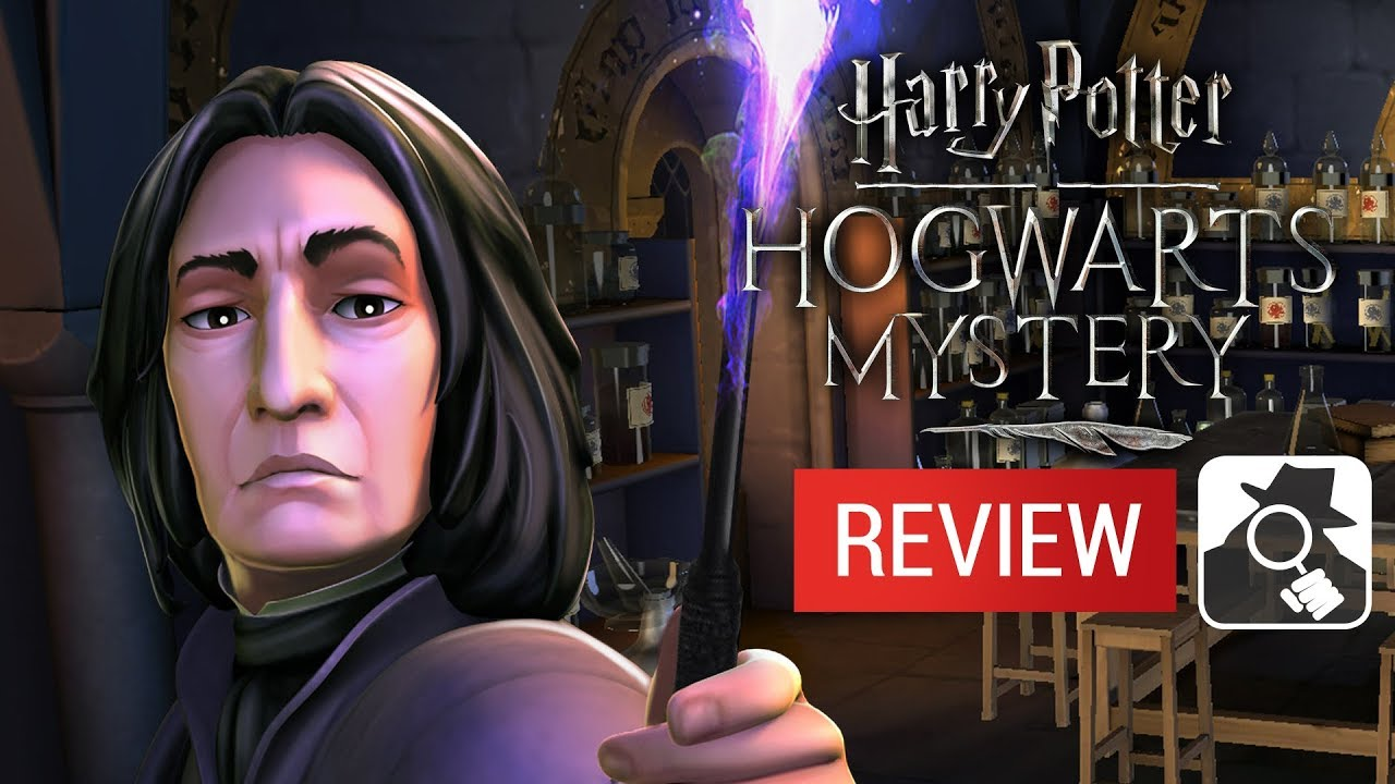 Harry Potter: Hogwart's Mystery video review