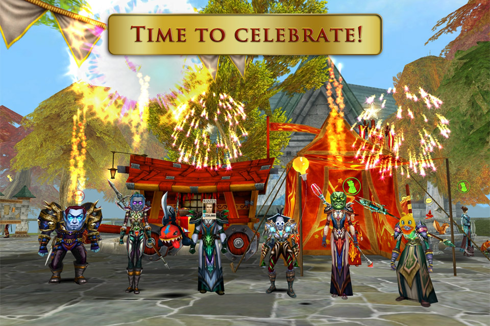 Order & Chaos Online getting 3G support, new quests, and more this Thursday in special anniversary update