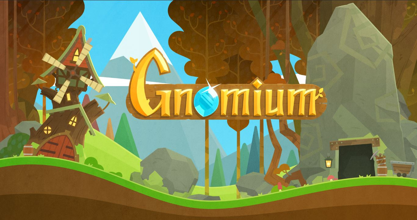 Gnomium will have you mining for words like precious metals on iOS and Android