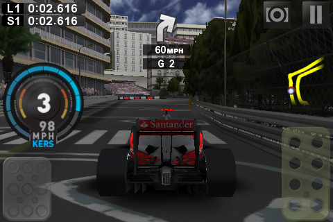 Hands on with F1 2009 on iPhone