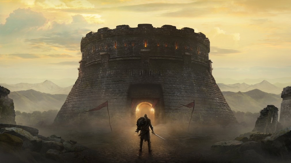 How do I get into the early access program for The Elder Scrolls: Blades?