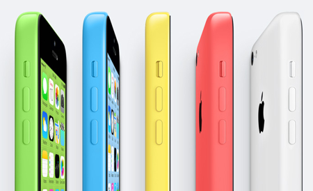 Apple is now selling an 8GB version of the iPhone 5C
