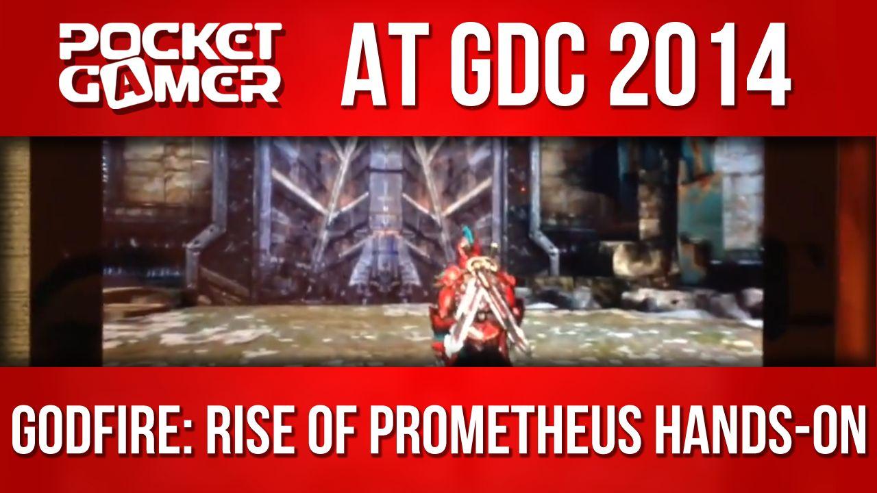 GDC 2014: Vivid Games shows us mythological brawler Godfire: Rise of Prometheus