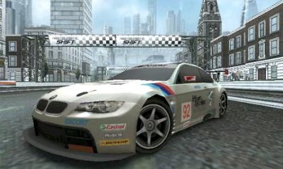 Free game for Samsung Wave: Need for Speed: Shift