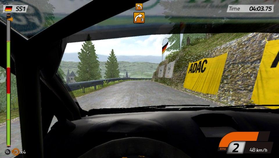 WRC 4 FIA World Rally Championship icon