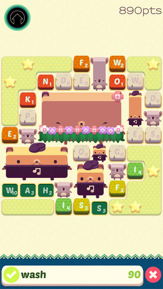 Latest Alphabear update lets you play the puzzler offline at long last
