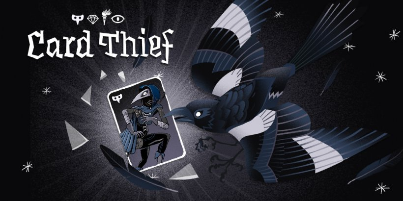 Card Thief blends card game and stealthy heists in the follow-up to Card Crawl