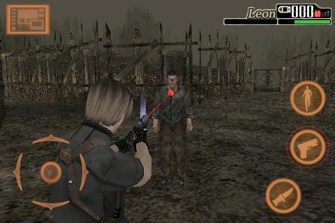English version of Resident Evil 4 now available on Android