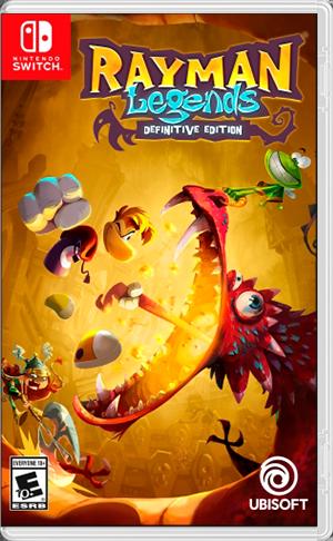 Rayman Legends: Definitive Edition icon
