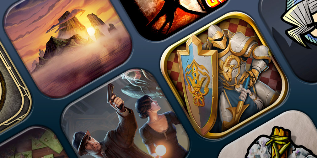 Top 25 board games on iPhone and iPad