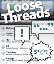 Loose Threads: What will the handheld gaming market look like in 2012?