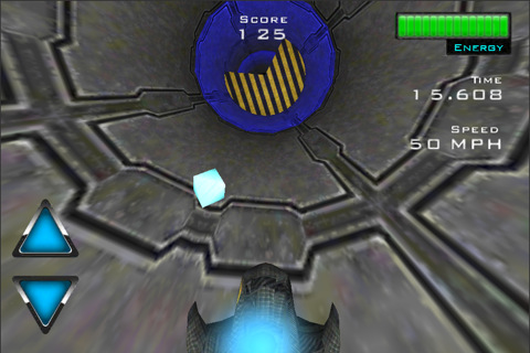 Free iPhone game: Tunnel Rider