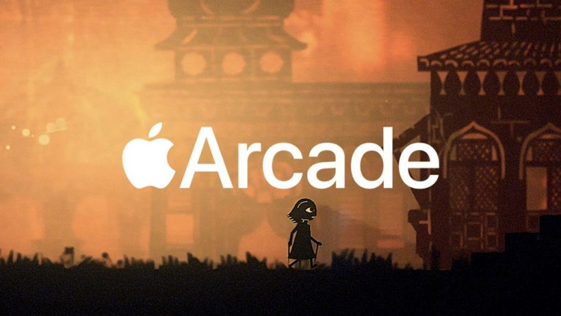 apple arcade games list