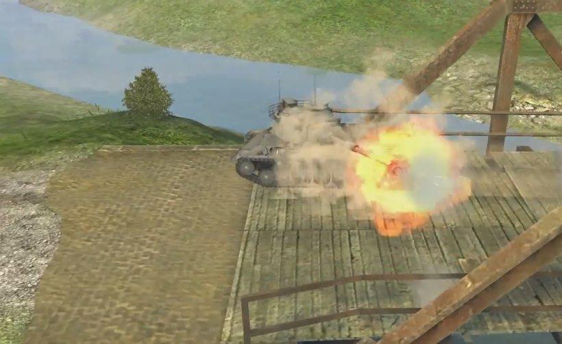World of Tanks Blitz update sees more German medium tanks rolling into battle