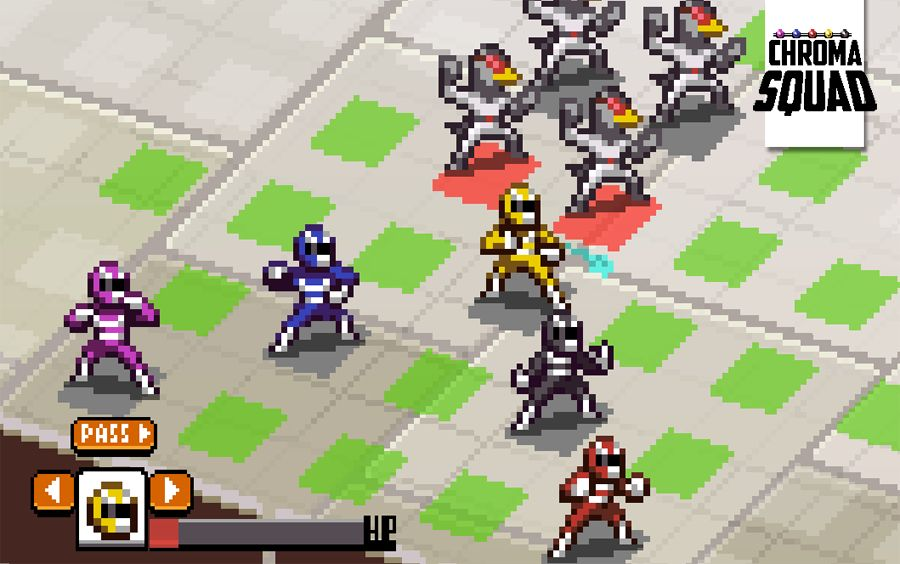 Chroma Squad devs negotiate with company behind Power Rangers over copyright issues