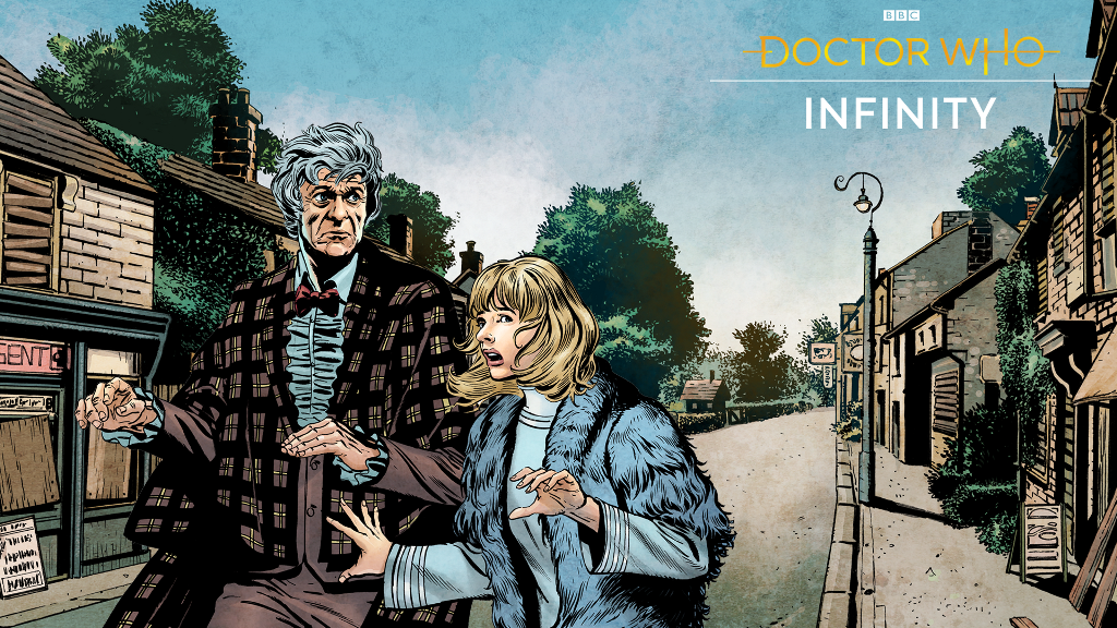 Doctor Who Infinity materializes for iOS and Android following its soft launch last year