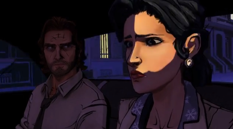 The Walking Dead dev to release The Wolf Among Us on iOS and Vita this autumn