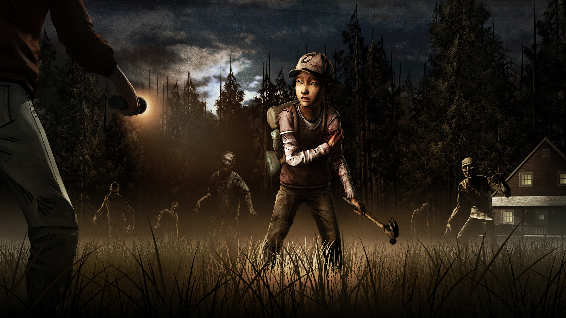 E3 2016: Telltale's The Walking Dead: Season 3 shown in first trailer plus first screenshots for Batman emerge