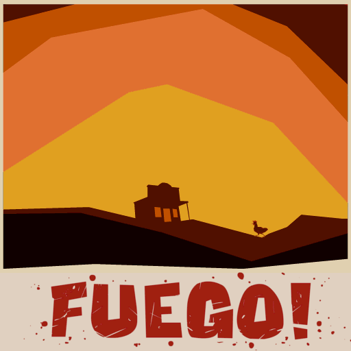 Casual Connect 2015: Fuego is a turn-based Western standoff game with a ton of style