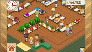 Hometown Story Pocket is a free-to-play version of Natsume's 3DS RPG that's out now for iPhone
