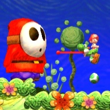 Do your best flutter jump at the news that Yoshi's New Island is heading to 3DS on March 14th