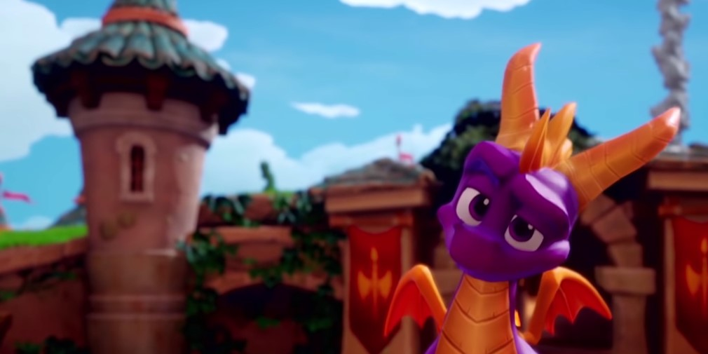 Spyro Reignited Trilogy might finally hit Switch in August