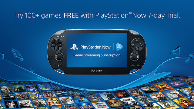 PlayStation Now fully launches on PS Vita and PlayStation TV in North America
