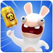 Ubisoft's Rabbids Crazy Rush is out now for iPhone, iPad, and Android