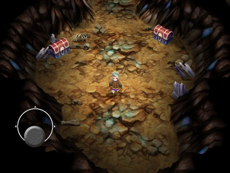 Final Fantasy III for iPad goes live on the New Zealand App Store