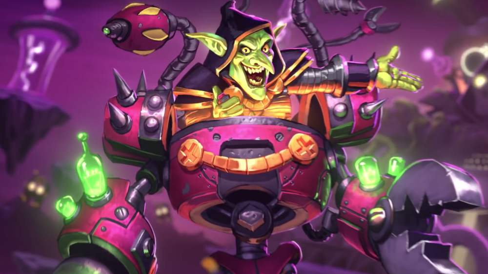 Hearthstone Strategy Guide: Boomsday Nerf