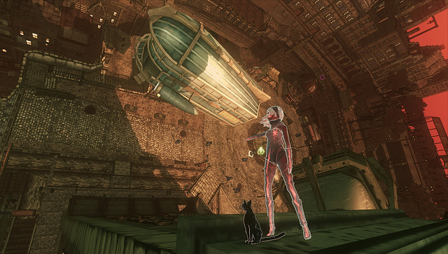 Hands-on with Gravity Rush on PS Vita
