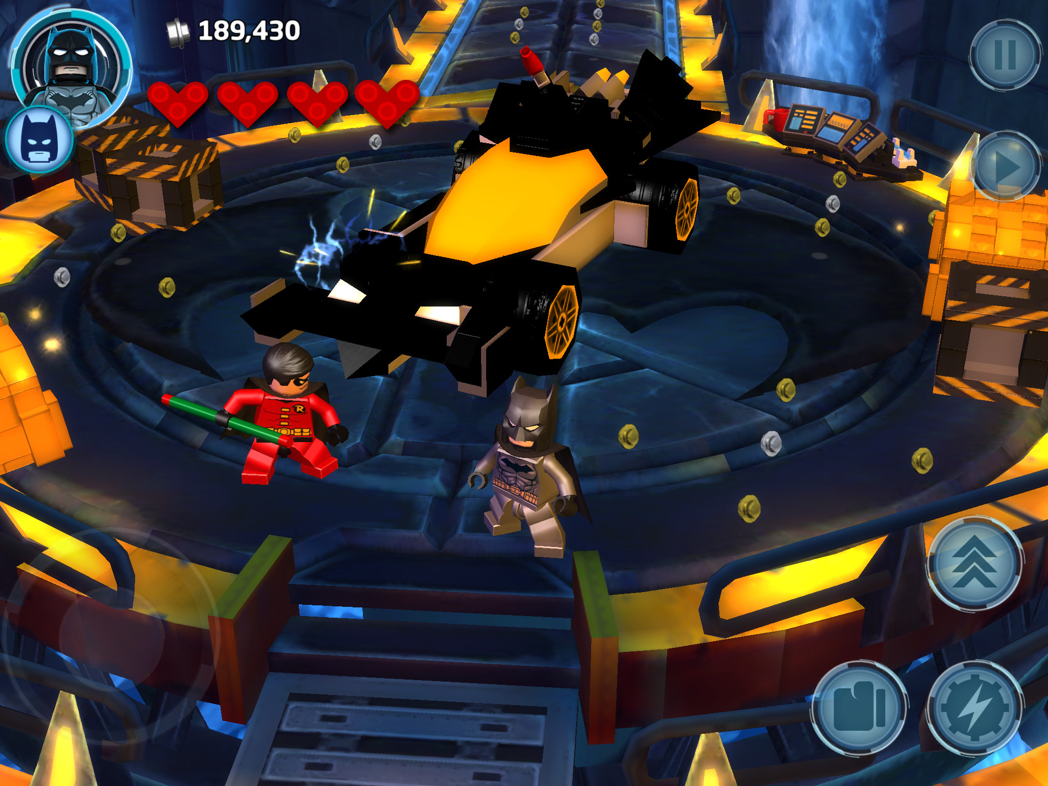 Lego Batman: Beyond Gotham - Holy repetition Batman | Articles | Pocket  Gamer