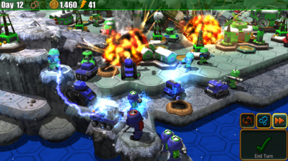 Rubicon's Epic Little War Games gets discounted to £4.99 / $4.99 in first iOS sale