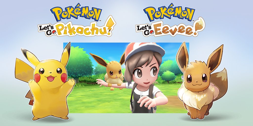 Try Pokemon: Let's Go, Pikachu/Eevee! before you buy with new demo