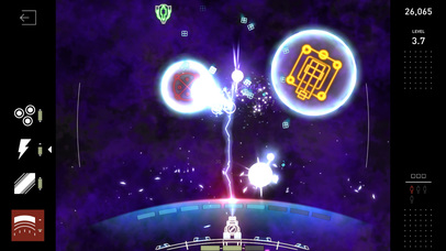 You won't need dual sticks to wipe out enemies in frenetic No Stick Shooter