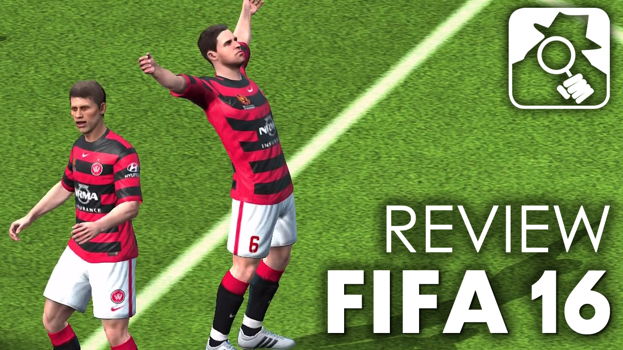 FIFA 16: The AppSpy verdict