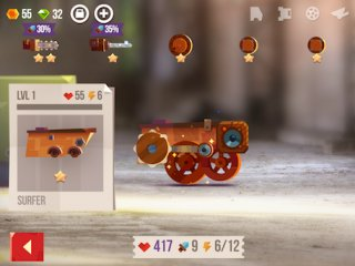 Crash Arena Turbo Stars review - A game about building and bashing