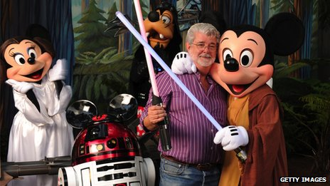 Disney buys LucasFilm, announces Star Wars VII, hints at mobile gaming onslaught