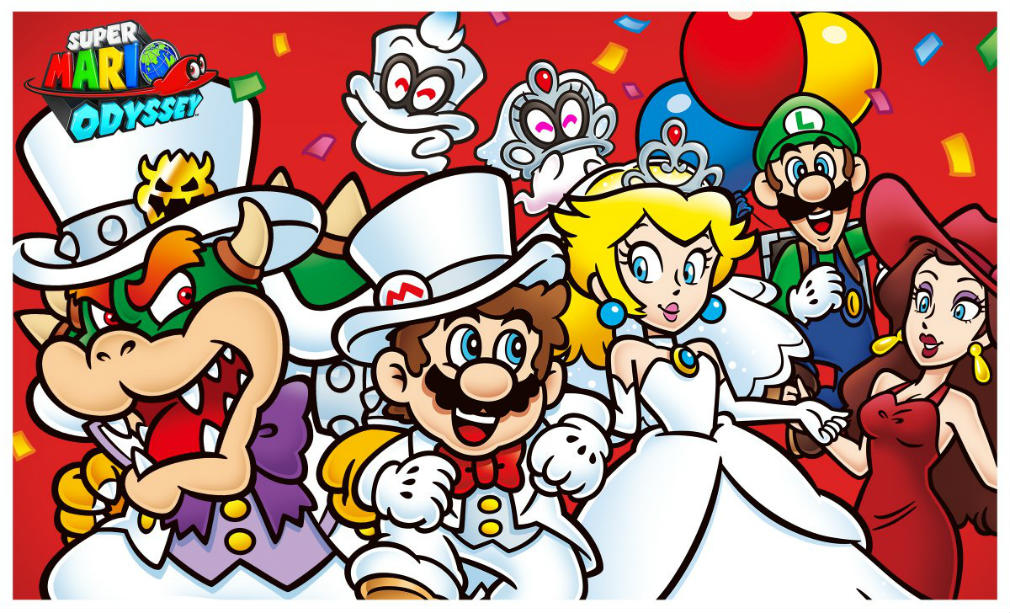 Nintendo is celebrating Super Mario Odyssey's first anniversary in a big way