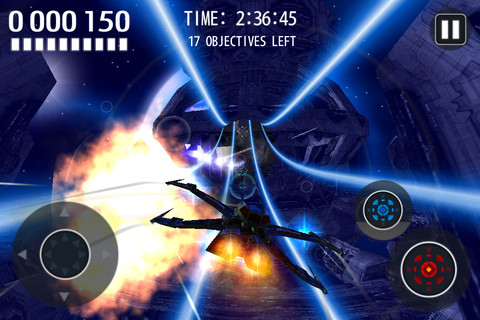 Tunnel-based shooter Final Space out for iOS, Android and bada