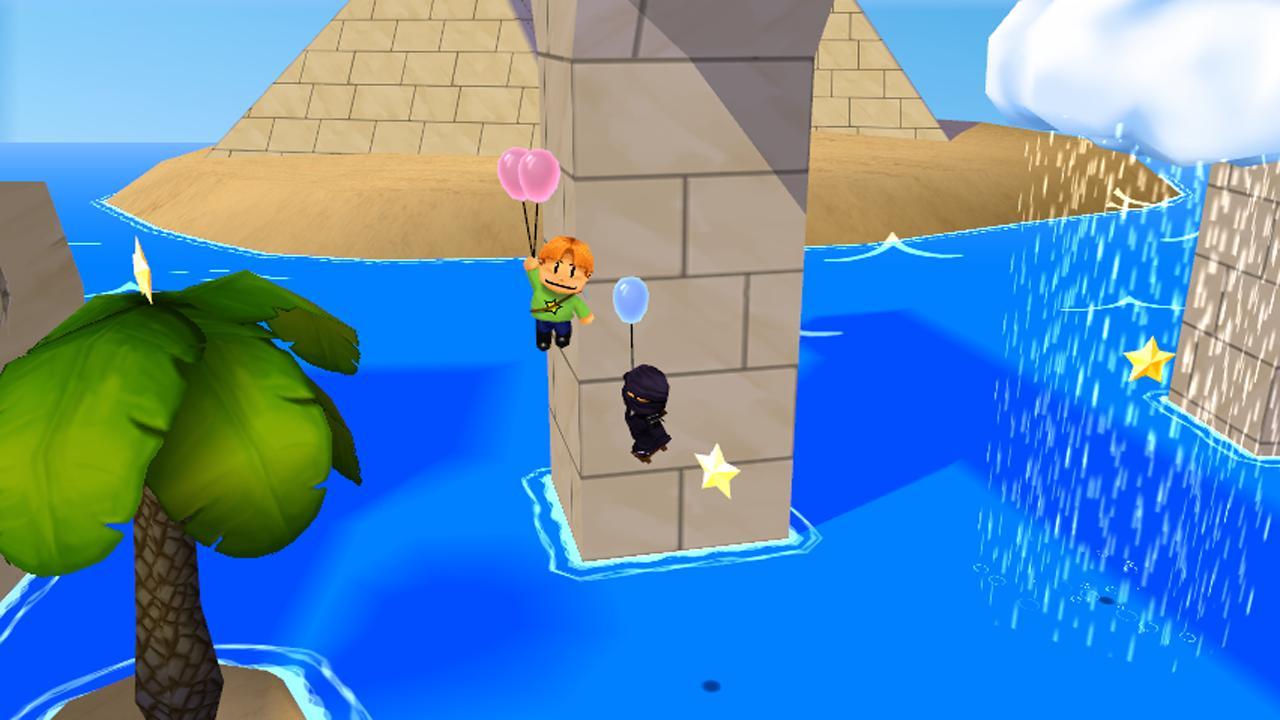Helium Boy floats onto Xperia Play