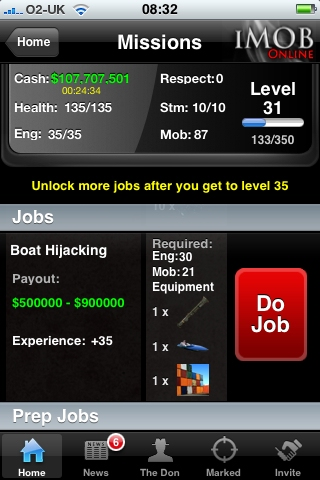 iPhone Freebie Focus: iMob Online