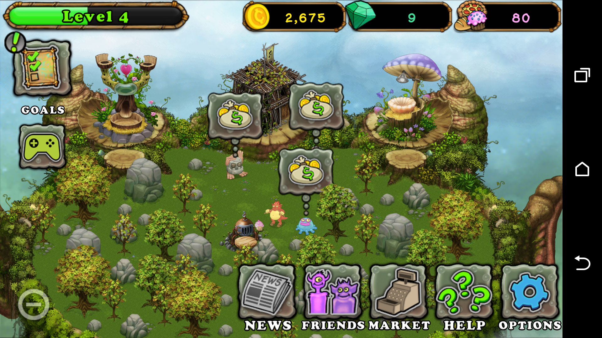 My Singing Monsters - A soothing slobbery lullaby