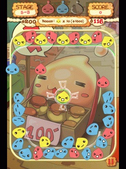 Ragnarok Online publisher Gravity Europe brings match-3 puzzler Angel Poring to iOS