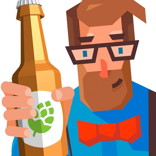 Start a new hipster trend with your own craft beer in Brew Town, arriving tomorrow on Android and iOS