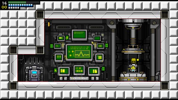 NES-inspired sci-fi action platformer Rex Rocket will be blasting onto iPad soon