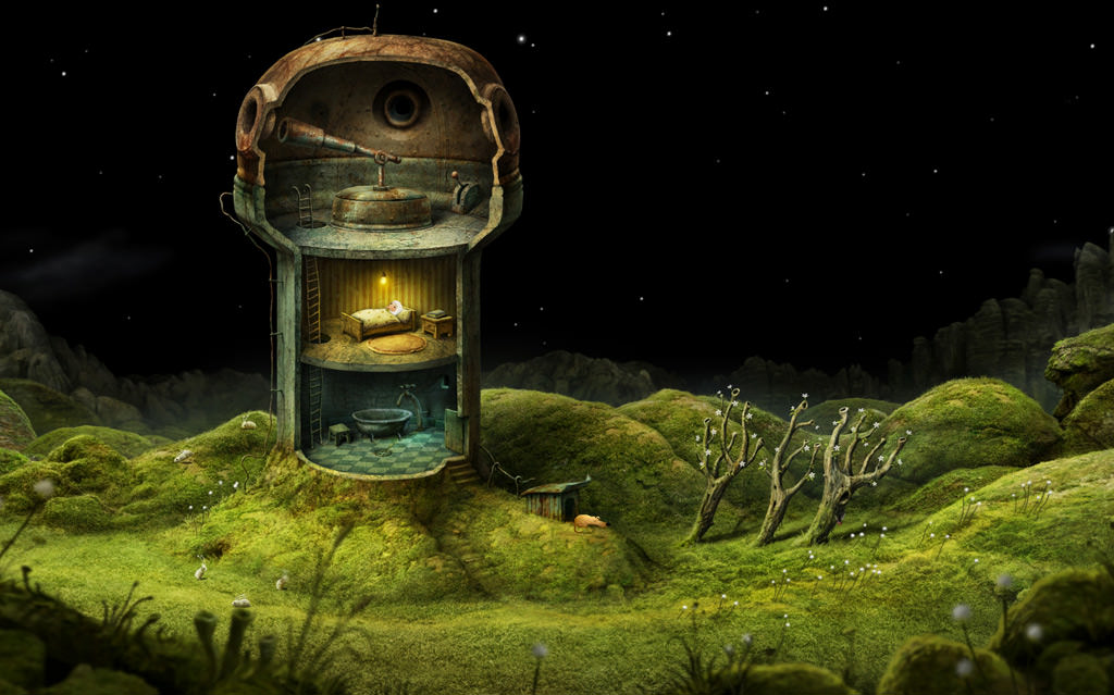 Samorost 3 review - Another gorgeous adventure