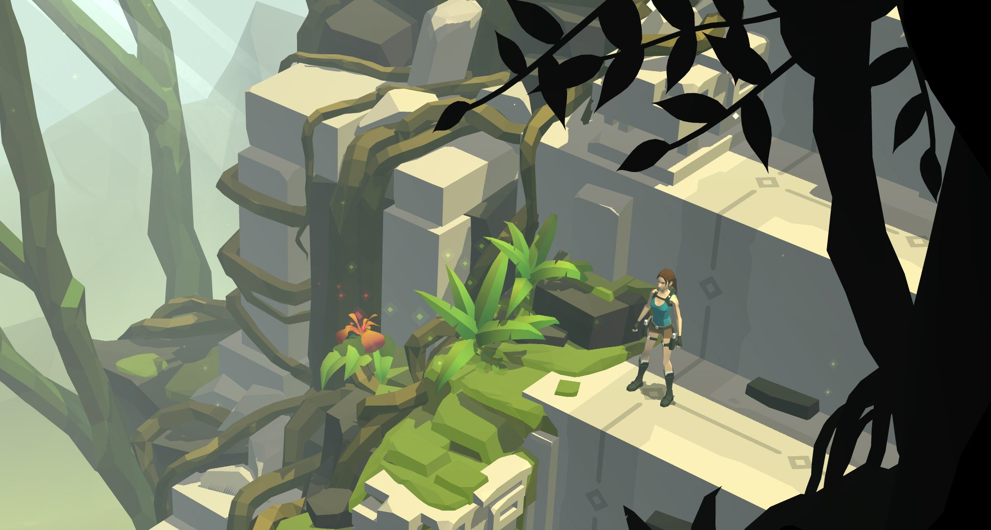 Lara Croft GO's amazing-looking Mirror of Spirits expansion comes to mobile next month