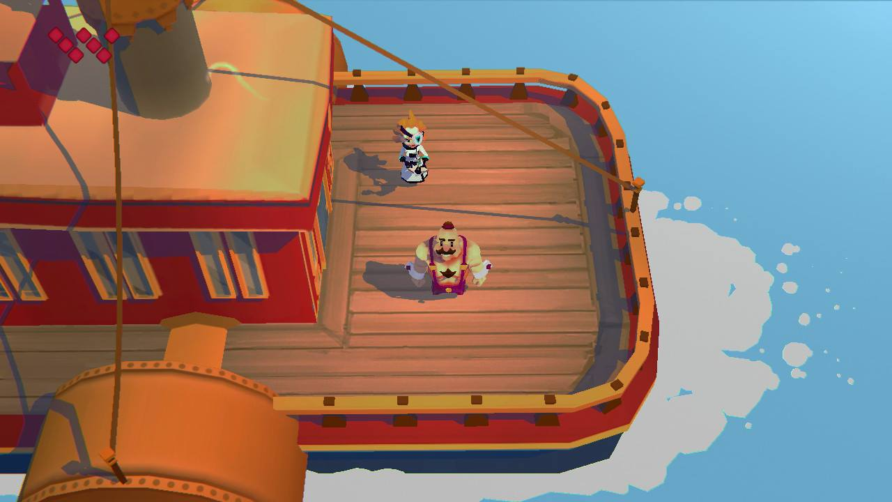 World to the West Switch review - An isometric adventure with colour, action, and charm